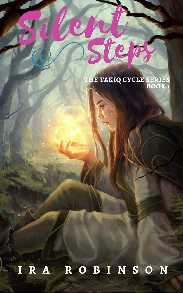 Silent Steps - Takiq Cycle Book 1